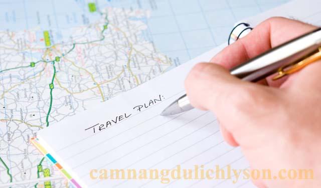 Lên kế hoạch du lịch Lý Sơn