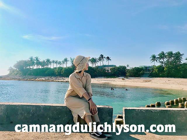 Một ngày mới ở Đảo An Bình sẽ giúp du khách khám phá nhiều điều thú vị