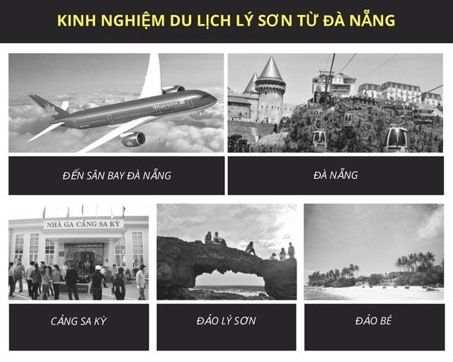 Kinh nghiệm du lịch Lý Sơn từ Đà Nẵng