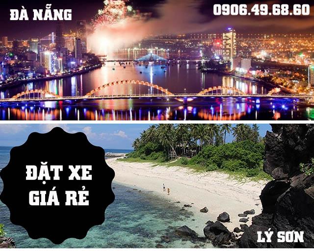 Xe khách đi từ Đà Nẵng đến Cảng Sa Kỳ