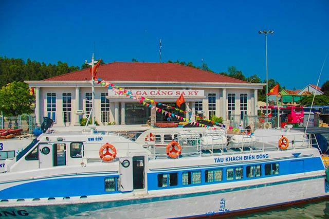 Nhà ga Cảng Sa Kỳ