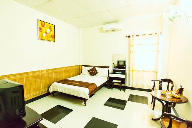 Khách sạn nhà nghỉ gần Cảng Sa Kỳ Sao Mai