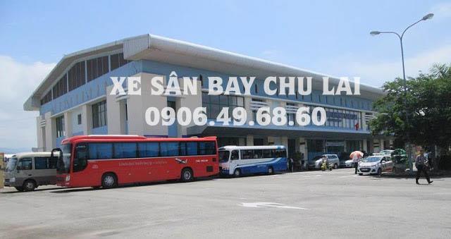 Xe sân bay Chu Lai