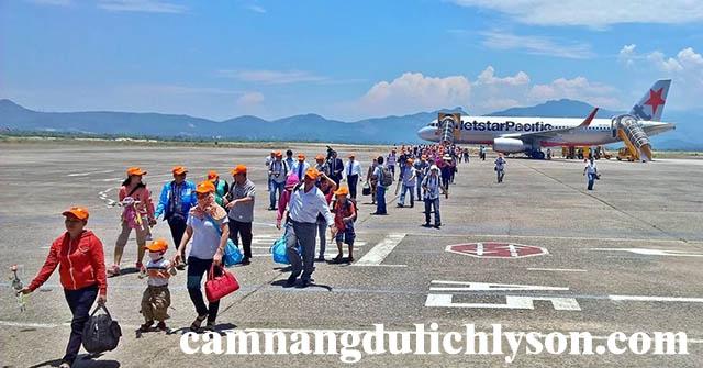 Sân bay Chu Lai Quảng Nam