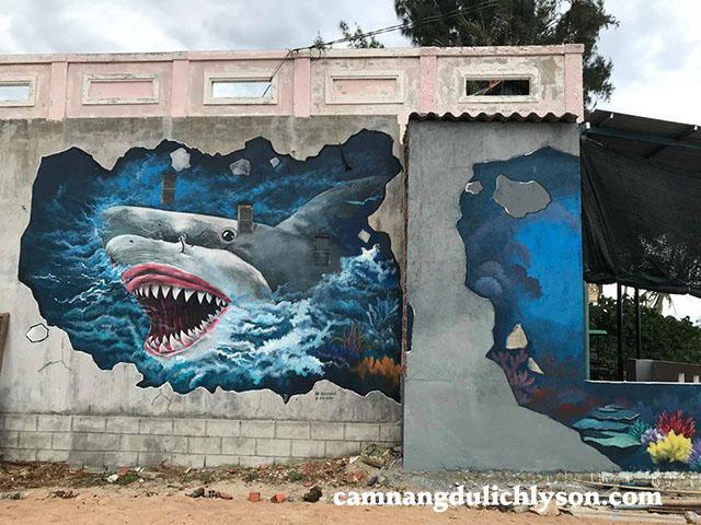 Cá mập ở biển khơi