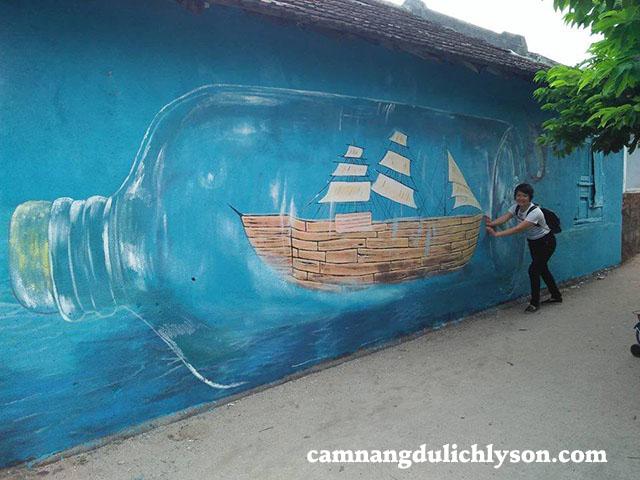 Con thuyền trong chai