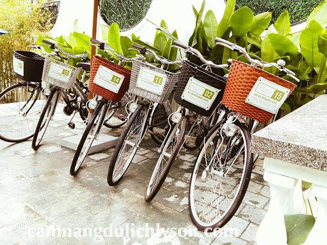 Thuê xe đạp tại Hội An