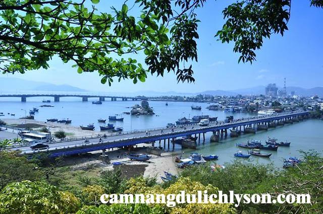 Cầu Trà Khúc Quảng Ngãi