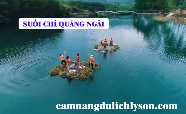 Suối Chí Quảng Ngãi