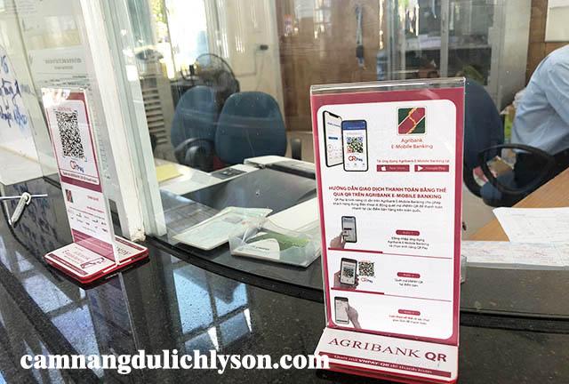 Thanh toán trực tiếp với E-banking Agribank