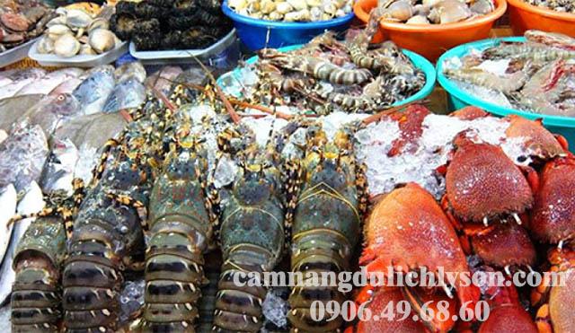 Top 12 hải sản Lý Sơn thơm ngon