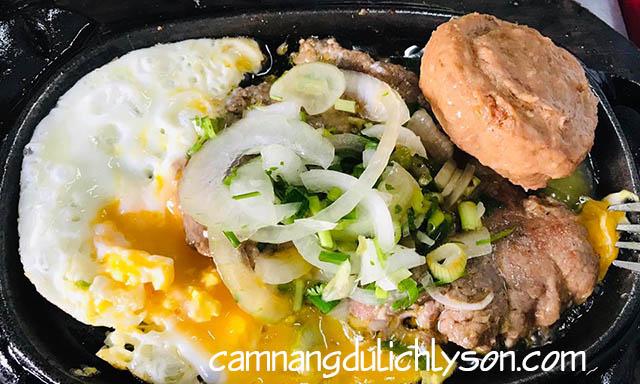 Bò bít tết Bắc Sơn