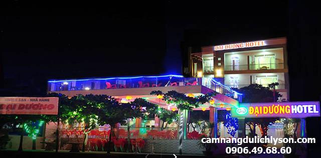 Khách sạn Đai Dương Lý Sơn