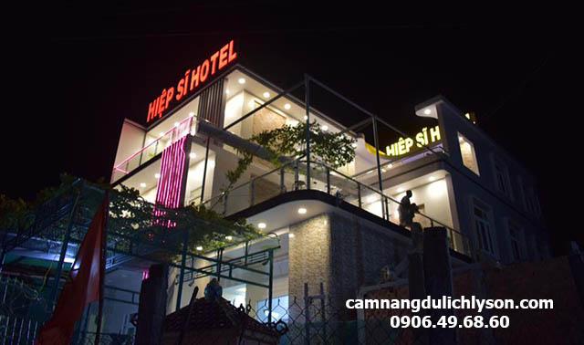 Khách sạn Hiệp Sĩ Lý Sơn