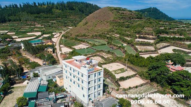 Khách sạn Khải Hoàn Lý Sơn