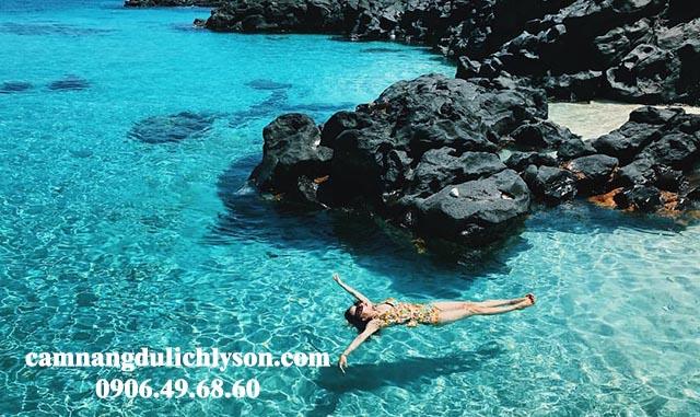 Kinh nghiệm du lịch Đảo Bé Lý Sơn