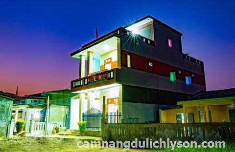Nhà nghỉ Minh Thành