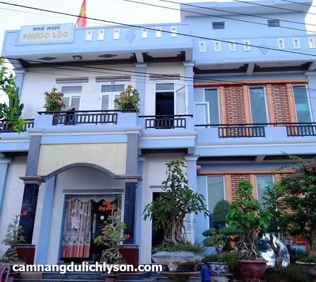Nhà nghỉ Phước Lộc