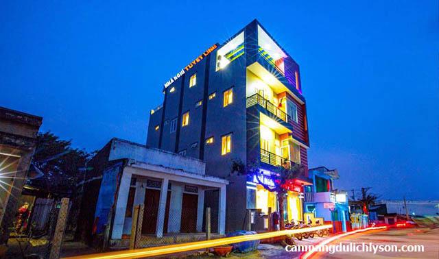 Nhà nghỉ Tuyết Linh