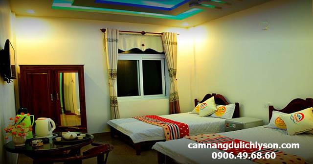 Phòng đôi khách sạn Central Lý Sơn