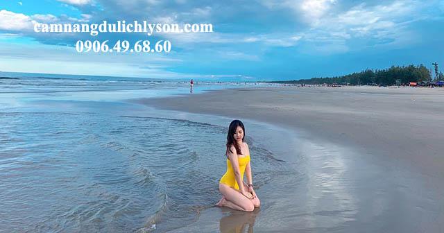 Bãi biển Mỹ Khê Quảng Ngãi