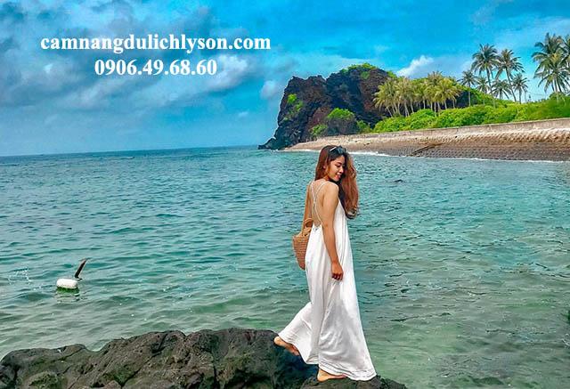 Đảo Bé Lý Sơn Quảng Ngãi