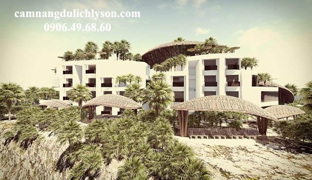 Khách sạn Đảo Ngọc Lý Sơn