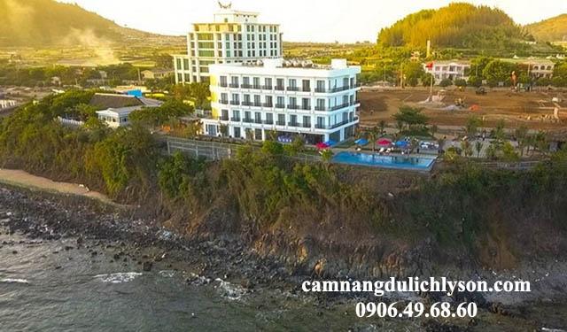So sánh giữa khách sạn Đảo Ngọc Lý Sơn và khách sạn Mường Thanh Lý Sơn