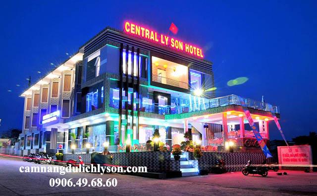 Khách sạn Central Lý Sơn