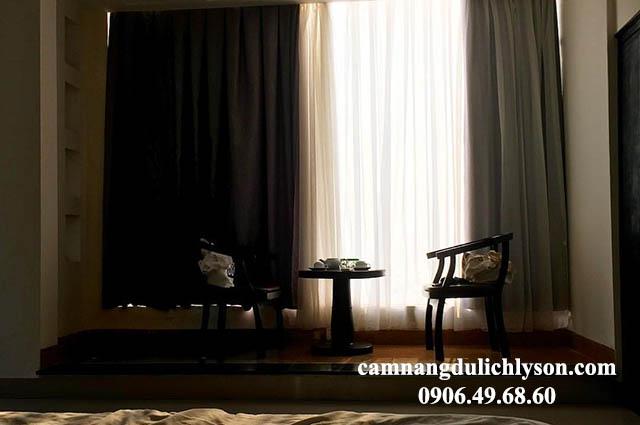 Phòng khách sạn Central Lý Sơn