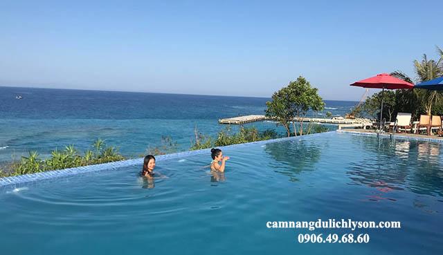 Resort Đảo Ngọc lựa chọn thú vị dành cho du khách