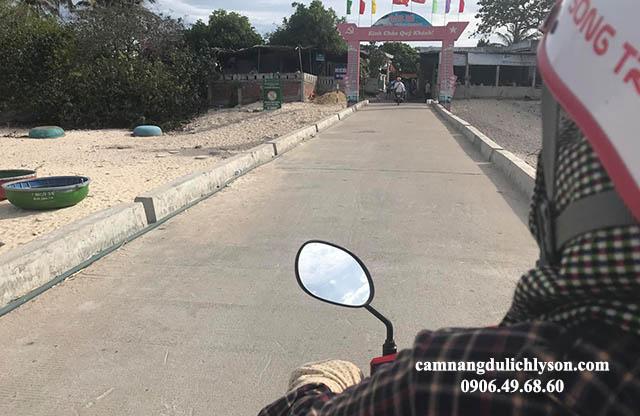 Thuê xe máy tại Lý Sơn lựa chọn linh động