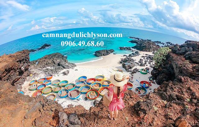 Thiên đường Đảo Bé Lý Sơn